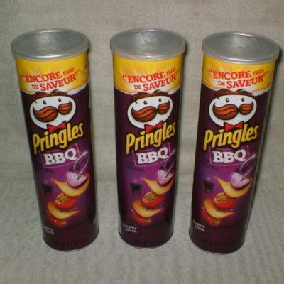 Turn a Pringles Container into Decorative Storage