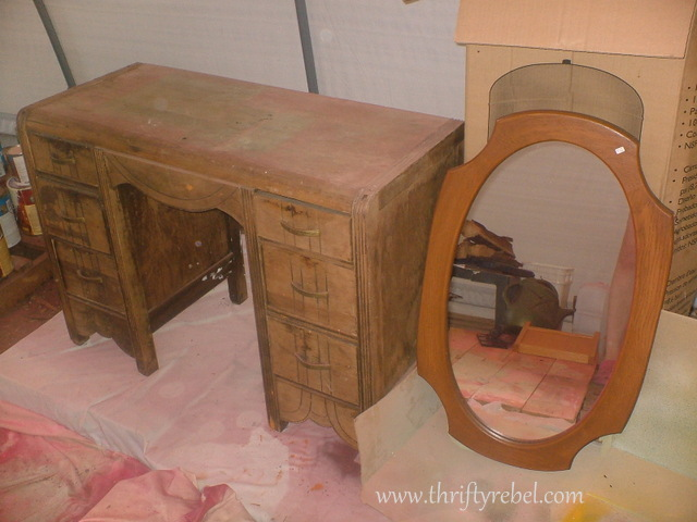 desk-and-mirror-makeover