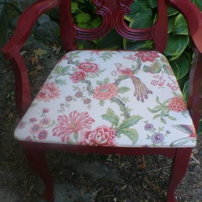 Kitchen Chairs Makeover
