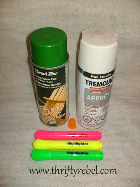 lamp-makeover-using-highlighters