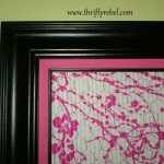 How to Make a Chicken Wire Inspiration Board