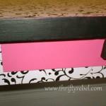 Craft Room Desk Makeover