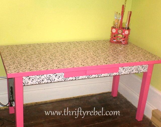 craft-room-desk-makeover