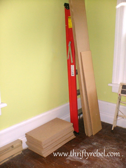 how-to-build-MDF-Bookcases-with-built-in-look