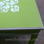 Making Over a Coffee Table Makeover