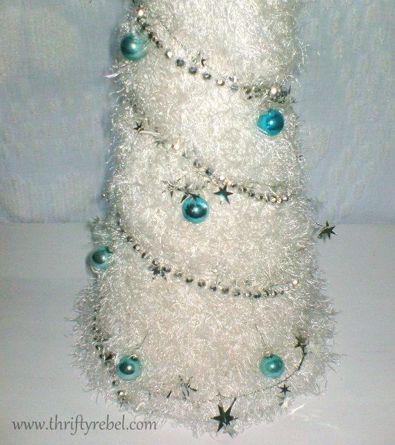 Scarf Christmas Tree
