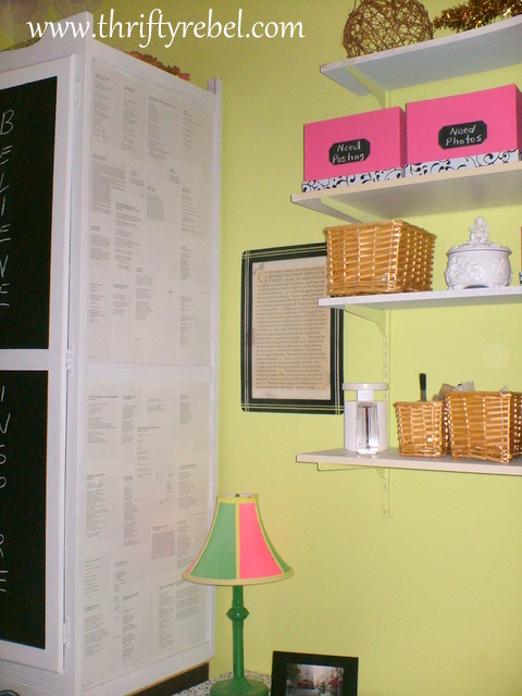 Easy Placemat Frame