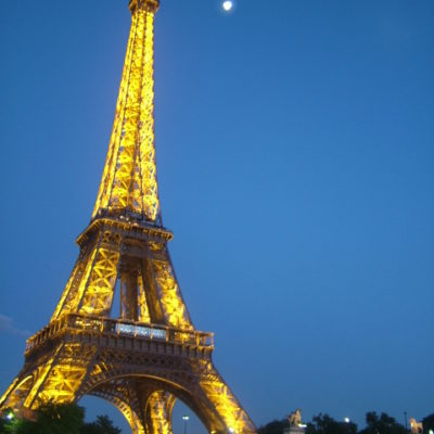 The Last Time I Saw Paris Part 1: The Eiffel Tower