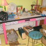 A Thrifter's Craft Room Confession