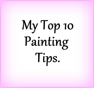 Top 10 Painting Tips