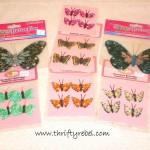 Thrifting Craft Supplies