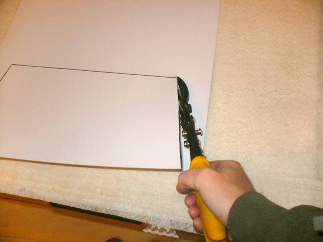 How to Make a Sled into a Shelf