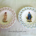 Pretty Plates and Bling