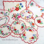Dazzled and Delighted by Doilies