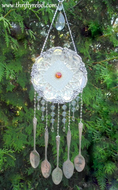 There s always room for wind chimes thrifty rebel vintage