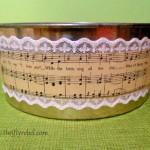 Repurposed Cake Pans