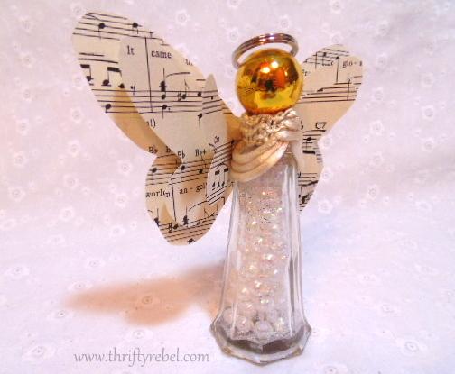 Sheet Music Angels