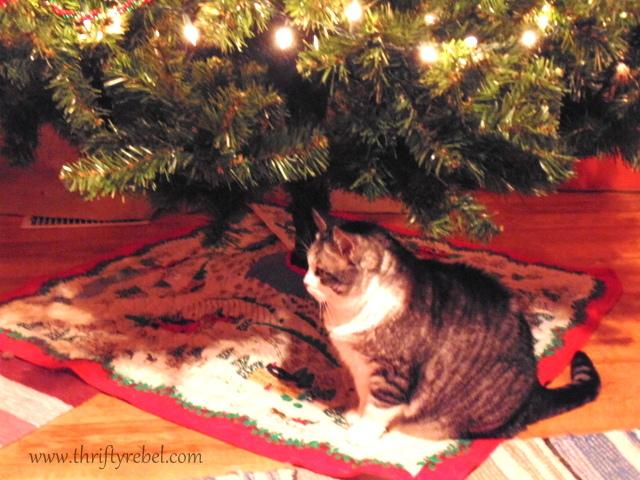 Memory Christmas Tree