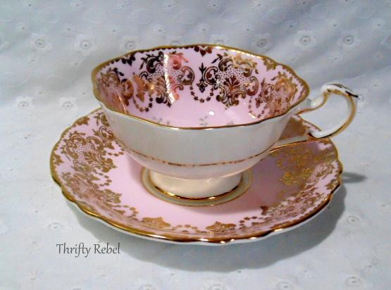 Paragon Teacup and Saucer