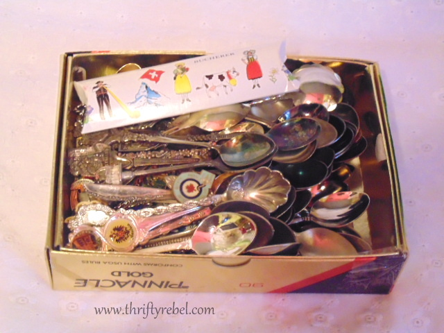 souvenir spoons