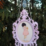 Picture Frame Wind Chimes