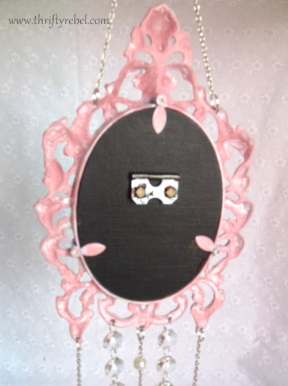 picture frame wind chime