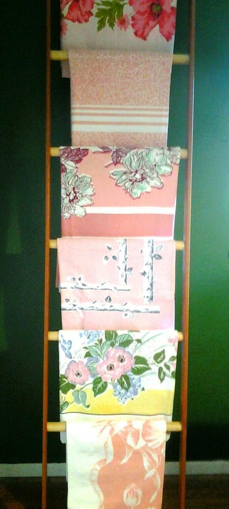 vintage plastic picture frame