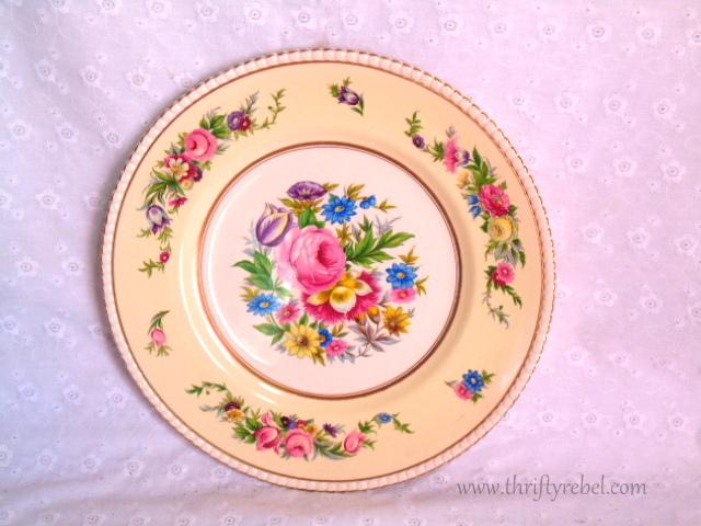 Ambassador Ware Soho Pottery Plate