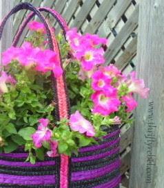 How to Make a Purse Planter