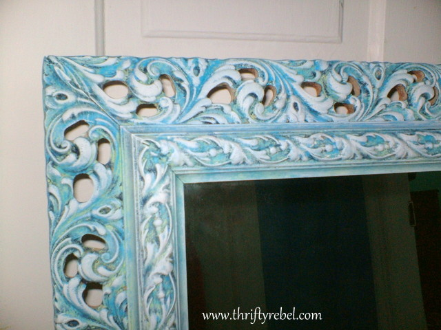 french-caribbean-mirror-makeover