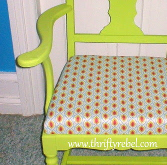 minty-fresh-armchair-makeover