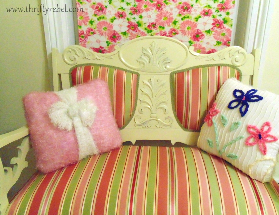 easy-no-sew-shabby-chic-pillow-cover=