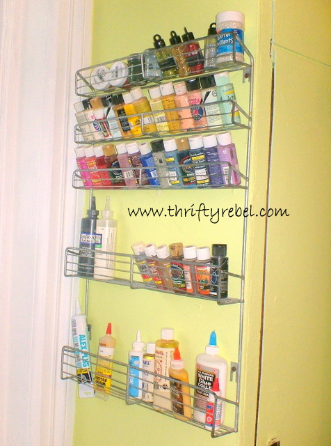 steel-rack-paint-organizer