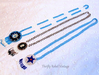 Native Beaded Necklaces