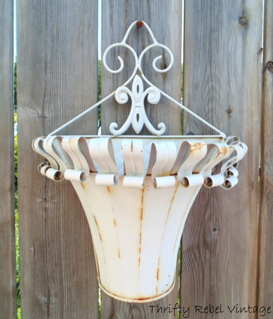 wall planter vase