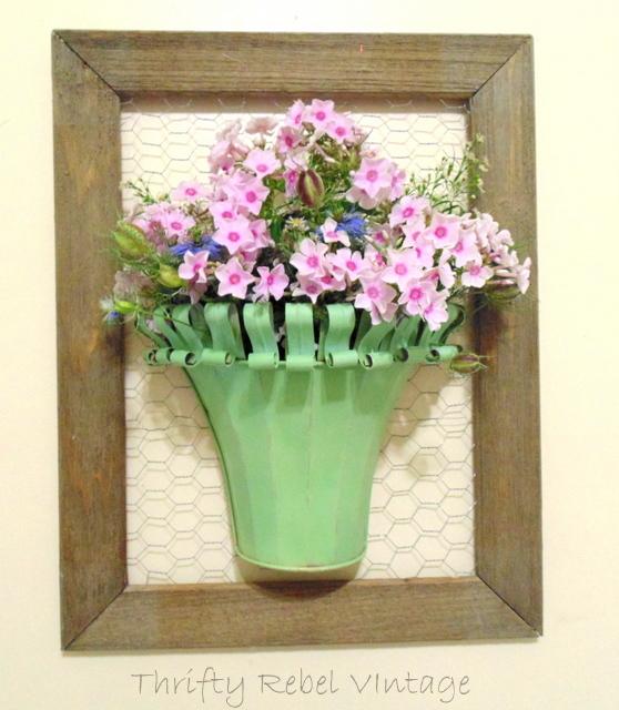 vintage-metal-wall-planter-vase=