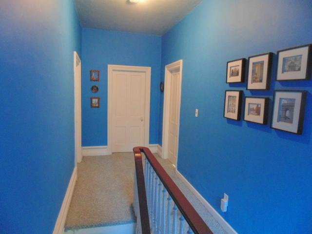 hallway before 6