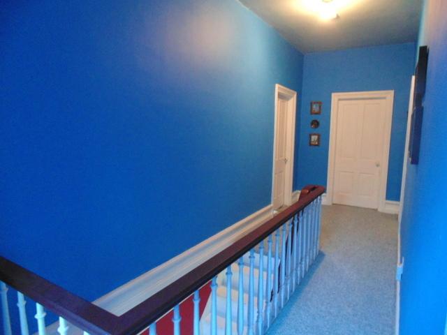 hallway before 8