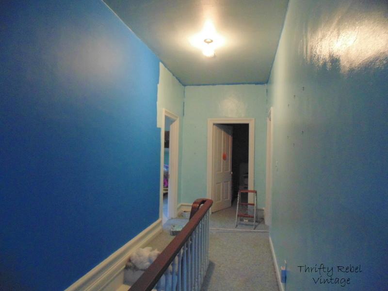 hallway during 3