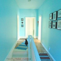 Hallway Makeover and Coming Out of Denial