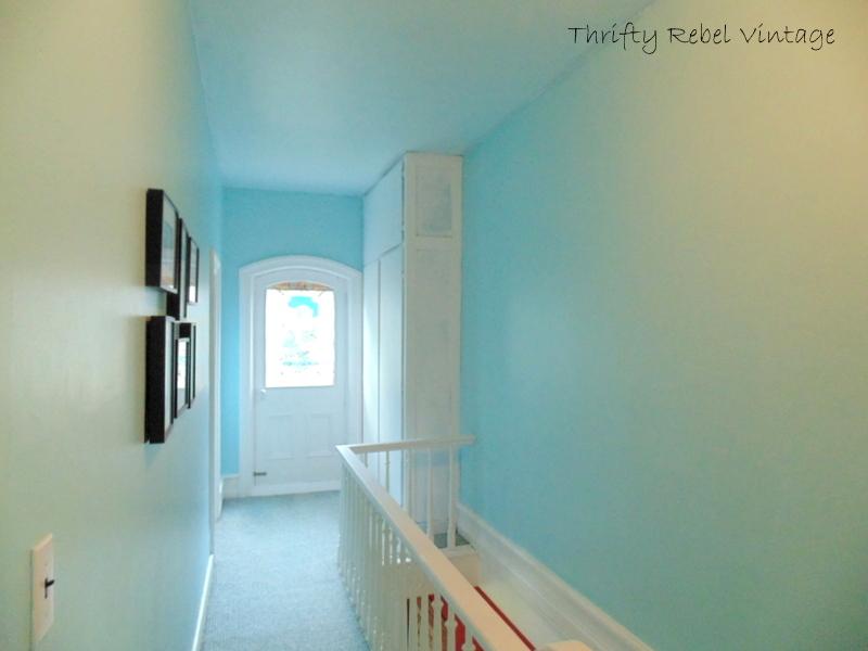 Hallway makeover