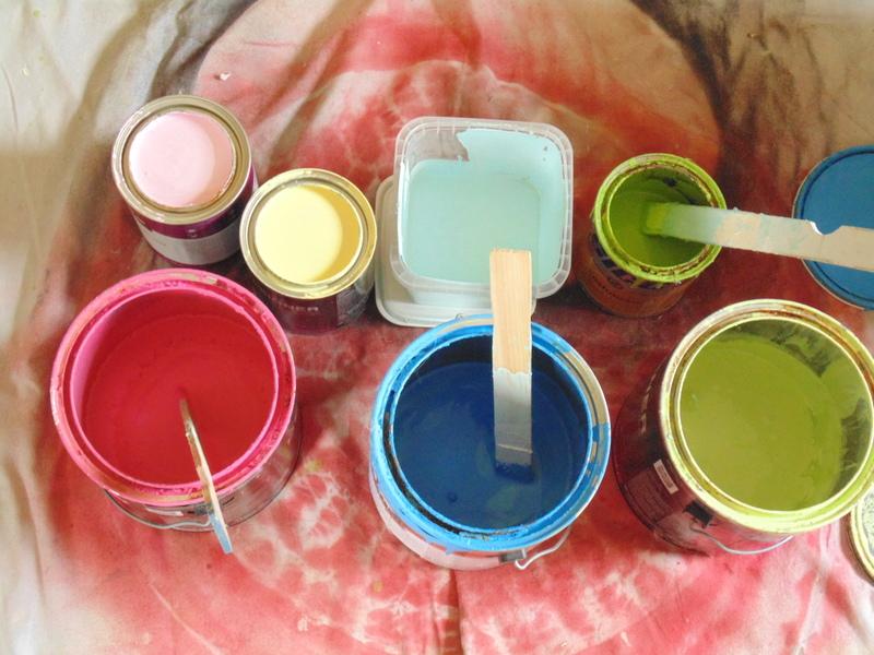 Hallway floor paint colours