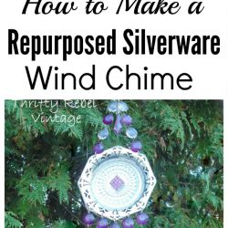 How to Make a Repurposed Silverware Wind Chime