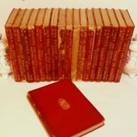 Thrifting Antique Books