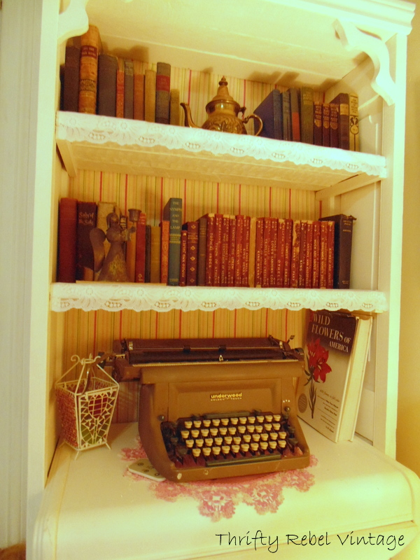 Antique Shakespeare Book Collection