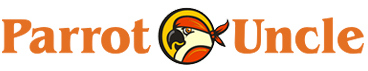 Parrot Uncle logo