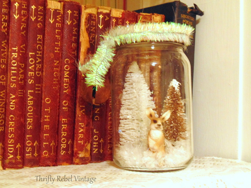feather boa wreath 6