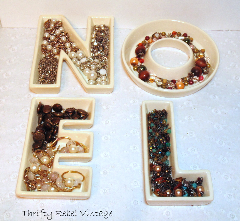 NOEL dishes