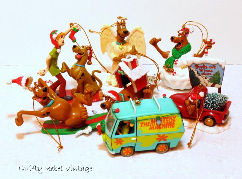 Scooby Doo ornaments
