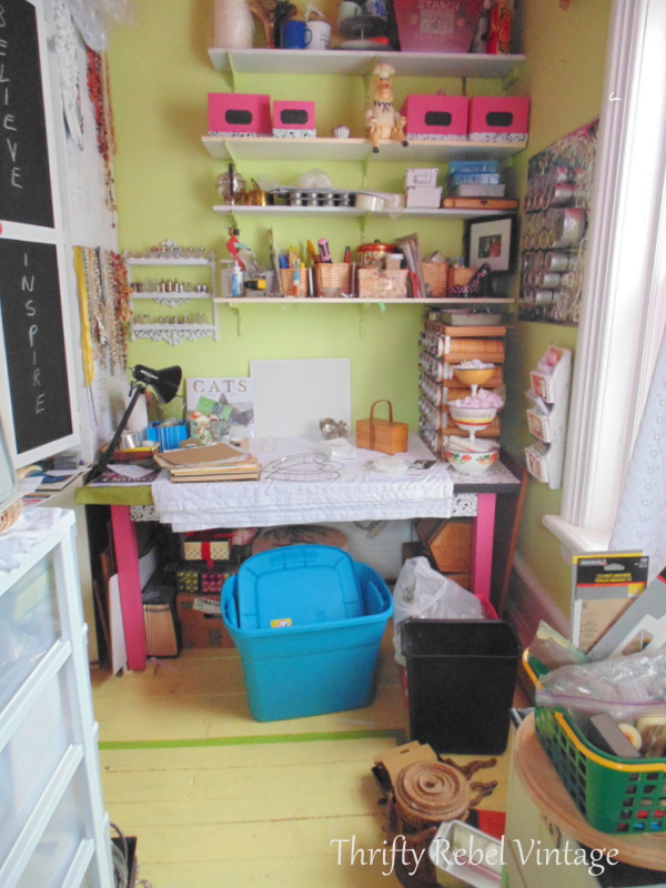 craft room before 1